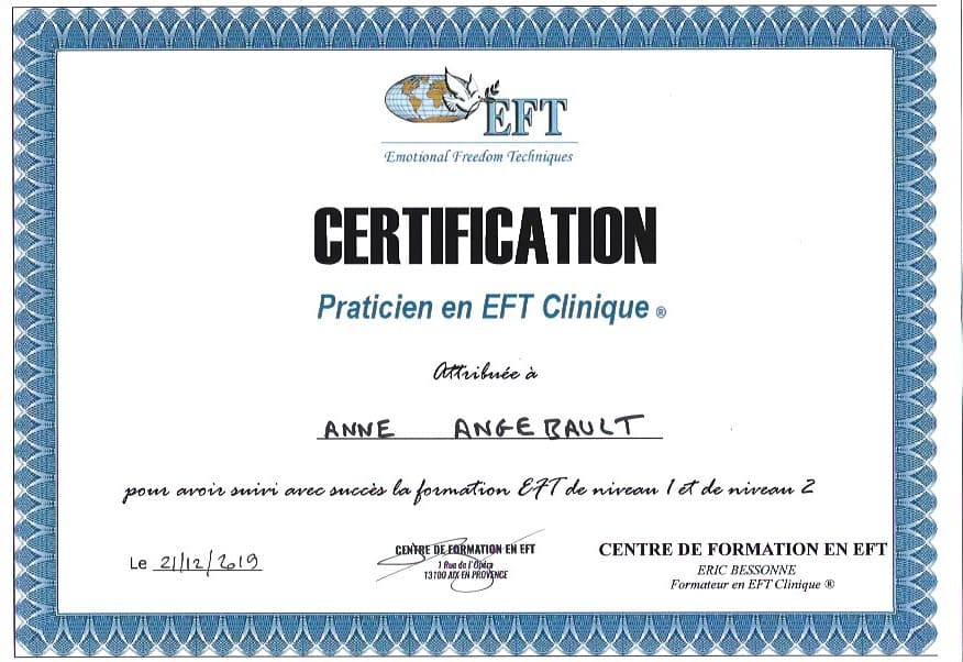 Diplome EFT